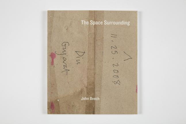 John Beech,The Space Surrounding,2012