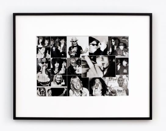 Ron Galella Axl Rose, Stephanie Seymour, Charlie Sexton, Iggy Pop, Kid Rock, Flea, Ozzy Osbourne, Jack Osbourne, Tommy Lee, Nikki Stixx, Lita Ford, Billy Idol, Mick Jagger, Limp Bizkit, Ice T, Eddie Vedder, & Eminem, 1977-2000