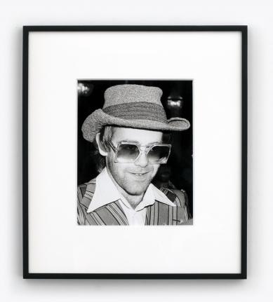 Ron Galella Elton John, 1975