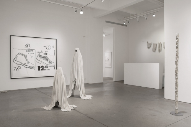 Poverty/Porn Installation View