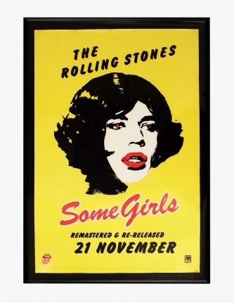 Some Girls: Remastered & Re-Released 21 November, 2011