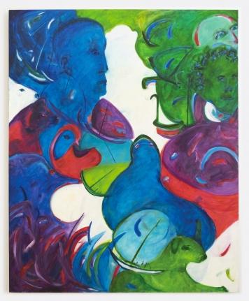 Sheila Isham 391 Cosmic Myth, 1996