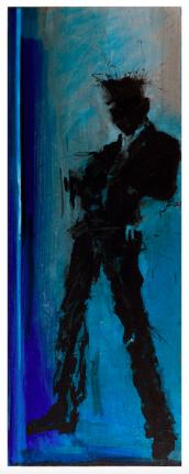 RichardHambleton Standing Shadowman, 2020