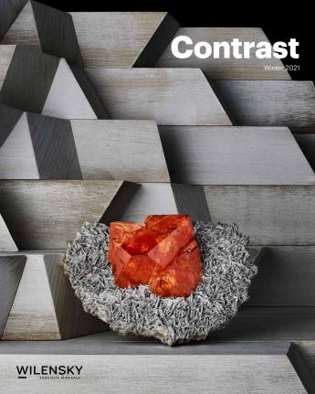 Contrast Exhibition Catalog Cover