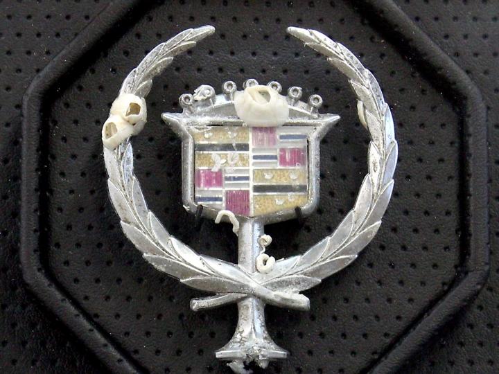 BENJAMIN KELLEY  Cadillac symbol