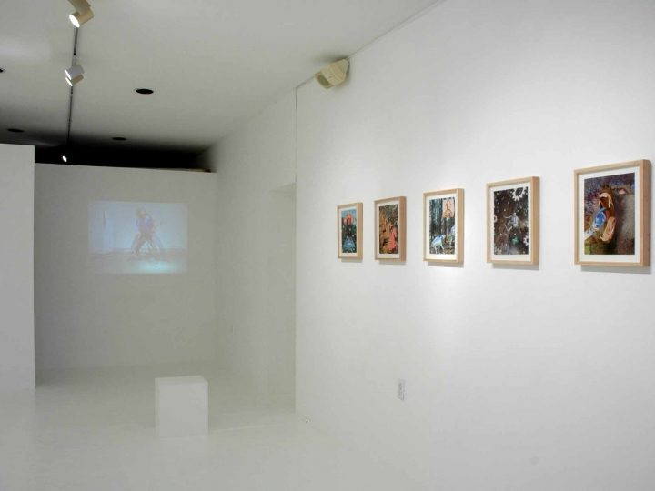WHIPPERSNAPPERS installation view
