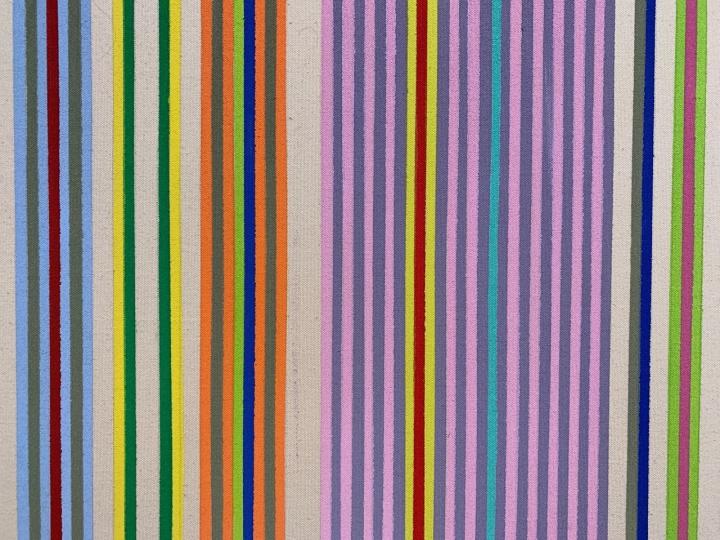 Gene Davis, Gothic Seasaw