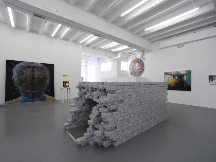 ACADEMY 2012 Installation view: Conner Contemporary Art.