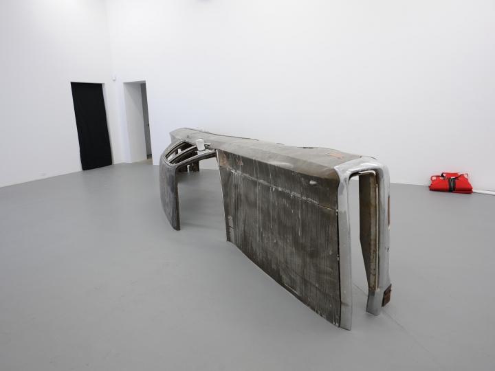 BENJAMIN KELLY New Sculpture 2013. Installation view: CONNERSMITH.