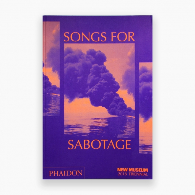 Songs for Sabotage catalog cover