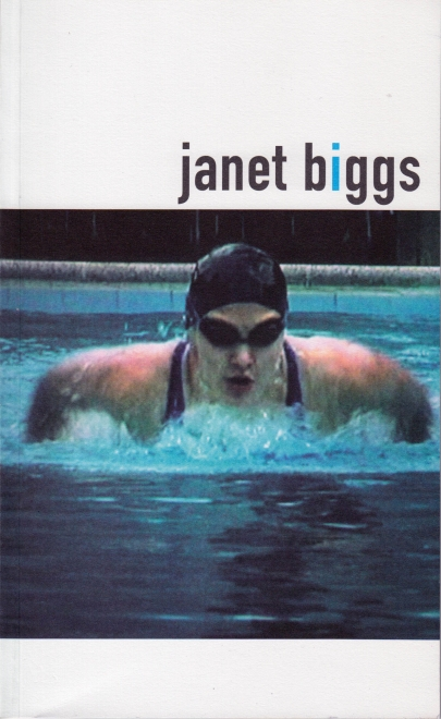 Janet Biggs catalog cover