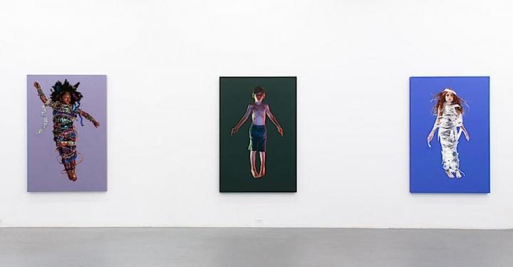The Paintings of Katie Miller