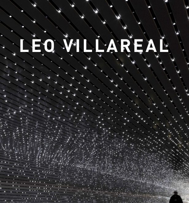 LEO-VILLAREAL catalogue COVER