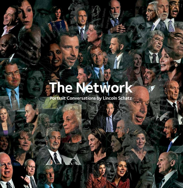 The Network: Portrait Conversations_Lincoln Schatz
