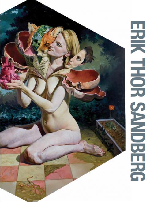 Erik Thor Sandberg catalog cover
