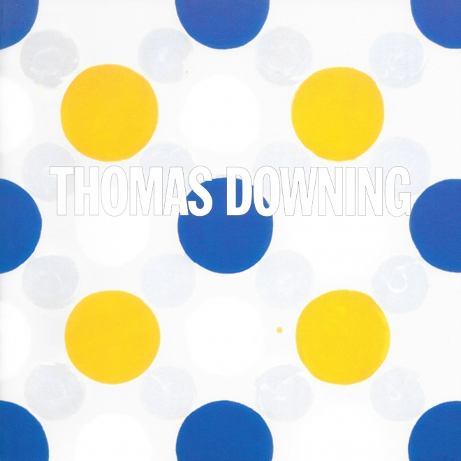 Thomas downing Origin of the Dot catalog cover