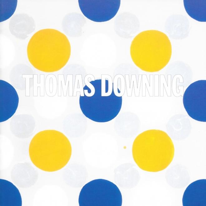 Thomas downing Origin of the Dot catalog cover