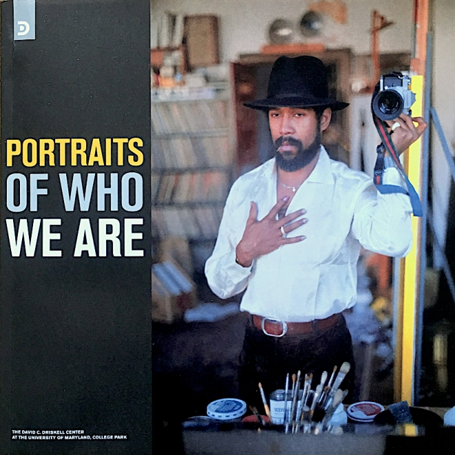 PORTRAITS OF WHO WE ARE catalog cover