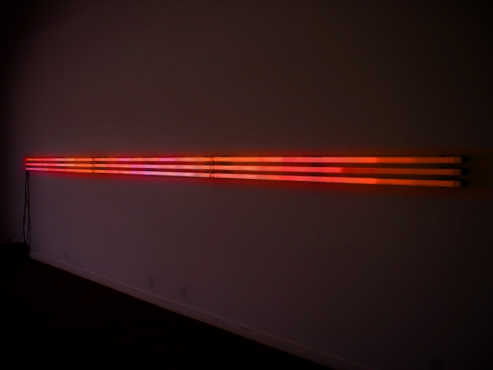 Leo Villareal light sculpture