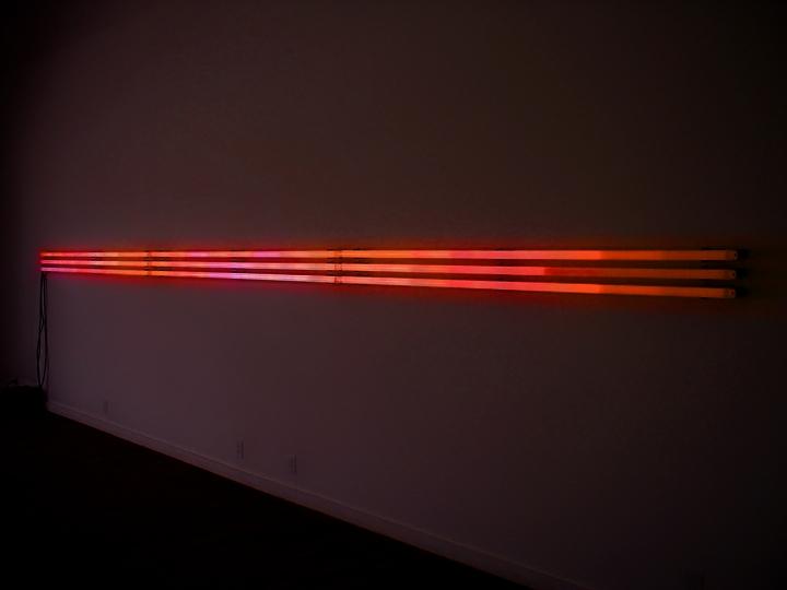 Leo Villareal light sculpture