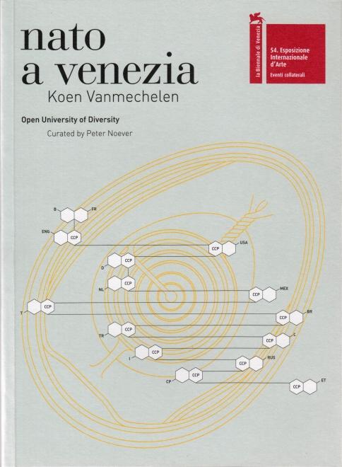 NATO A VENEZIA catalog cover