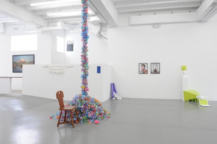 ACADEMY 2009 Installation view: Conner Contemporary Art.