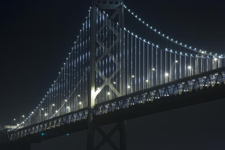 Leo Villareal, San Francisco's Bay Lights