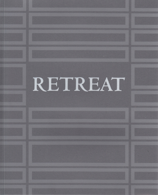 RETREAT catalog cover
