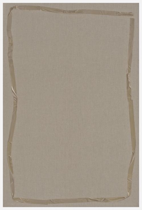 , HELENE APPEL Untitled,2008 Oil on linen 86 1/2 x 57 3/4 in. (220 x 147 cm)
