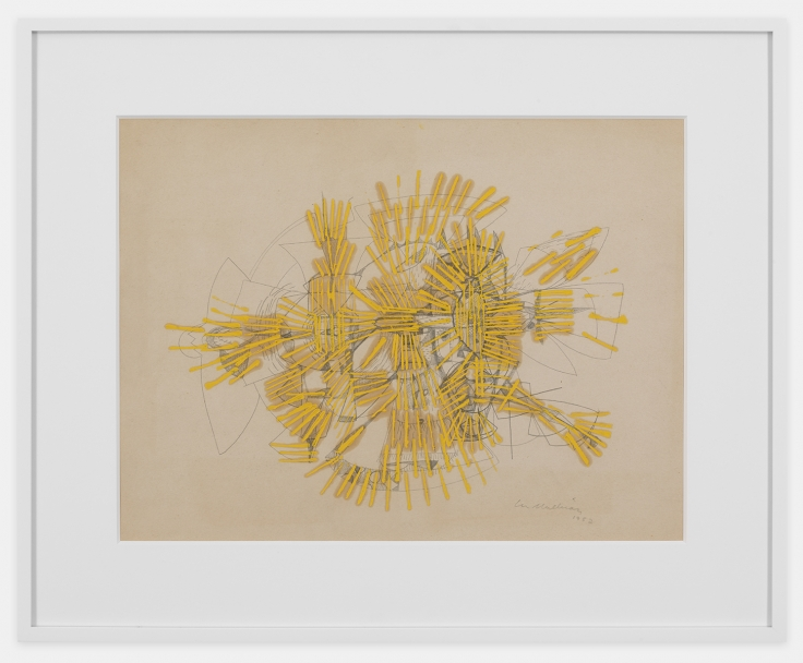 LEE MULLICAN, Sketch and Try