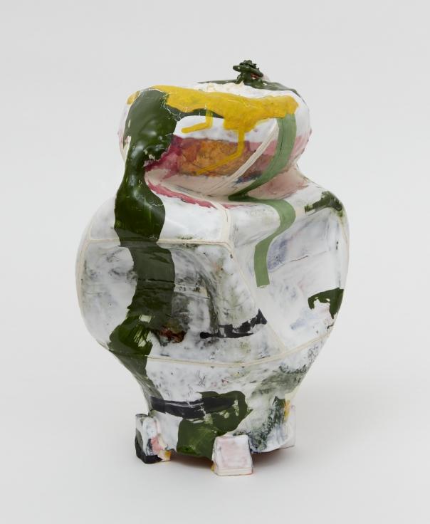 KATHY BUTTERLY Green Skattered,2018
