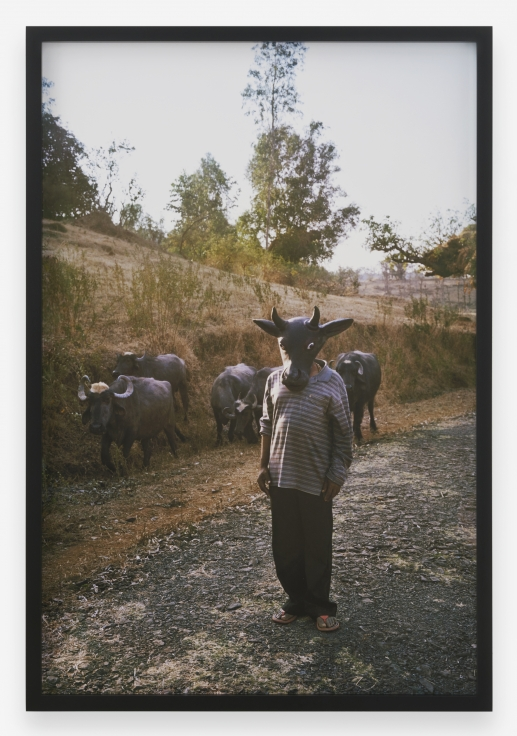 GAURI GILL Untitled (62) from Acts of Appearance, 2015-ongoing