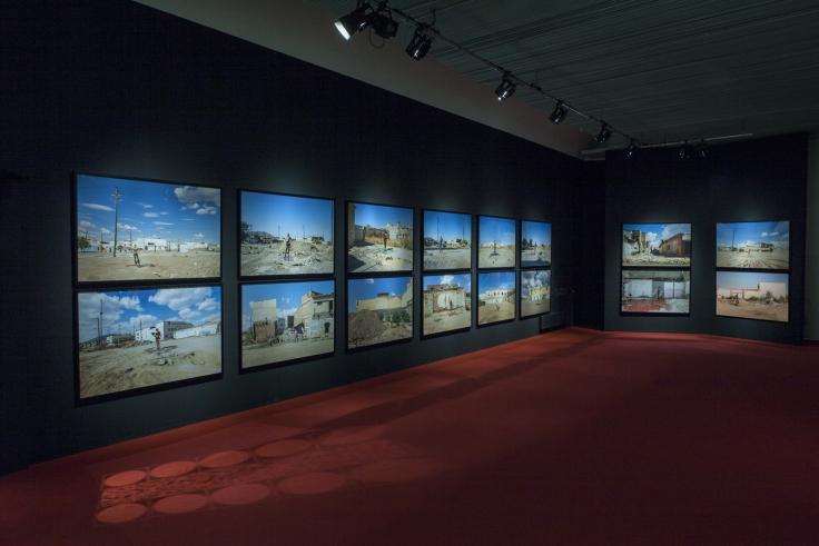 TERESA MARGOLLES, Installation view, Teresa Margolles,Ya Basta Hijos de Puta, Padiglione d'ArteContemporanea, Milan, Italy, March 28- June 10, 2018