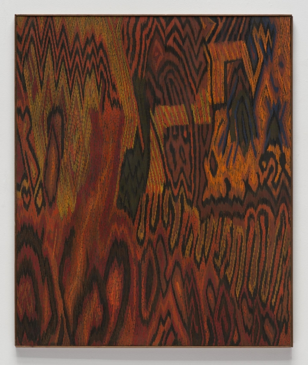 LEE MULLICAN The Arrival of the Quetzalcoatl,1963