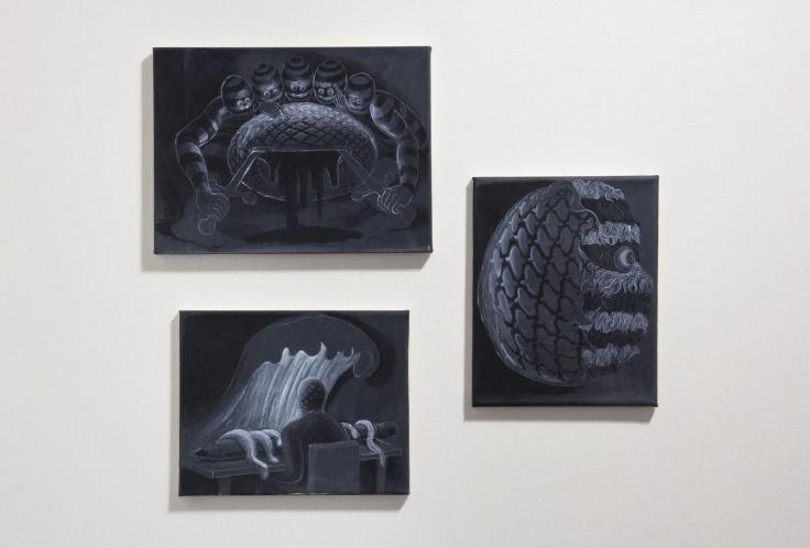 Trenton Doyle Hancock at ADAA: The Art Show