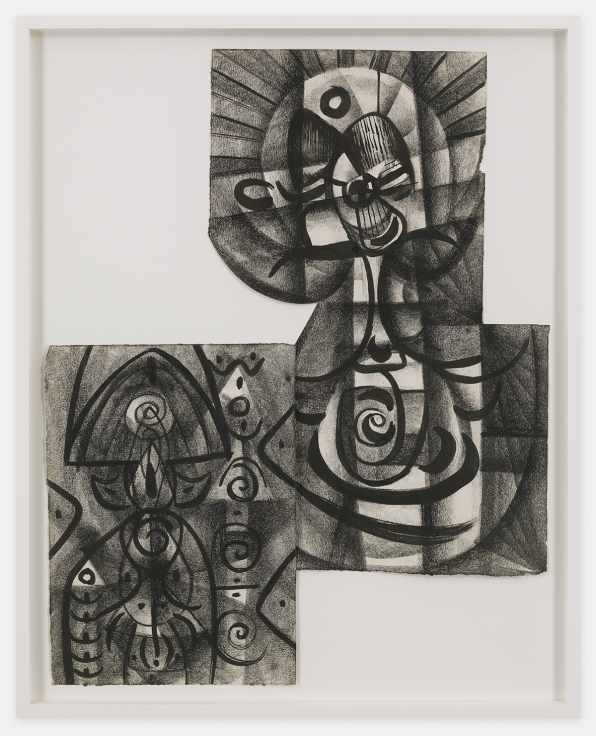 LEE MULLICAN, Untitled