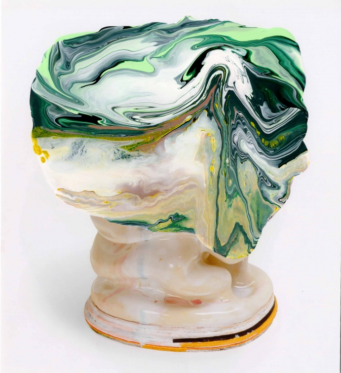 KATHY BUTTERLY Mint Atmos,2018