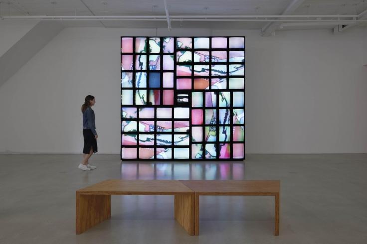 Installation view,Nam June Paik, Music is Not Sound, 291 Grand Street, September 11- October 20, 2019