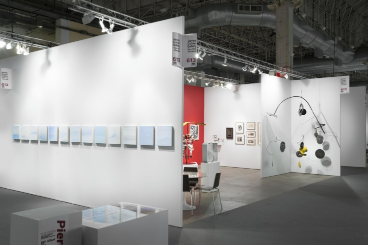 , Expo Chicago2014 Installation view
