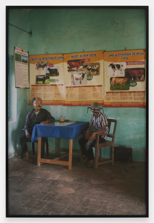 GAURI GILL Untitled (61) from Acts of Appearance, 2015-ongoing