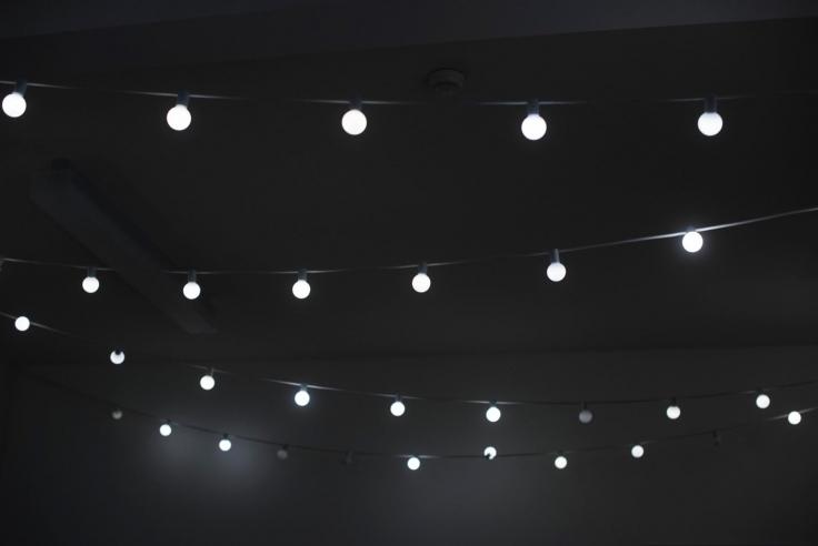 Installation view,Katie Paterson, CentrePasquArt, Biel, Switzerland, September 11 - October 20, 2016,