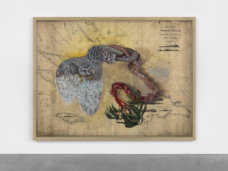 FIRELEI BÁEZ Untitled (Anacaona), 2020