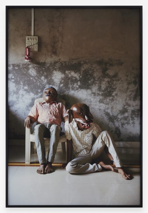 GAURI GILL Untitled (77) from Acts of Appearance, 2015-ongoing