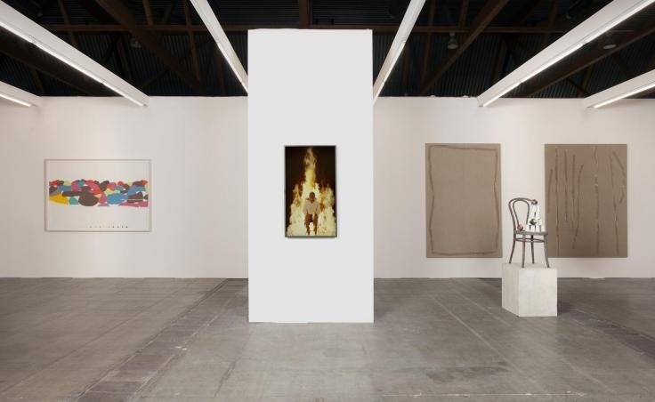 , Art BrusselsInstallation view2015