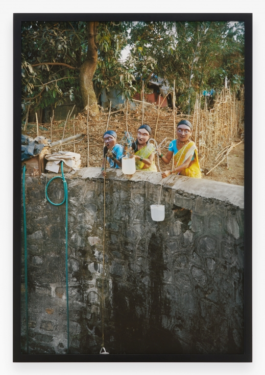 GAURI GILL Untitled (90) from Acts of Appearance, 2015-ongoing