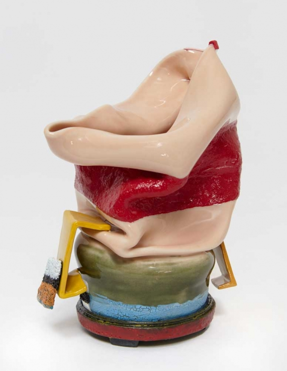 KATHY BUTTERLY Red Band,2014-2017