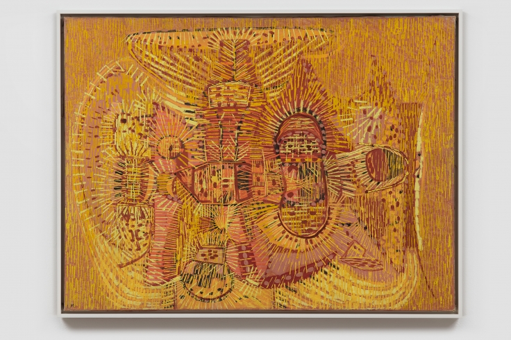 LEE MULLICAN, Section Implanted, 1948