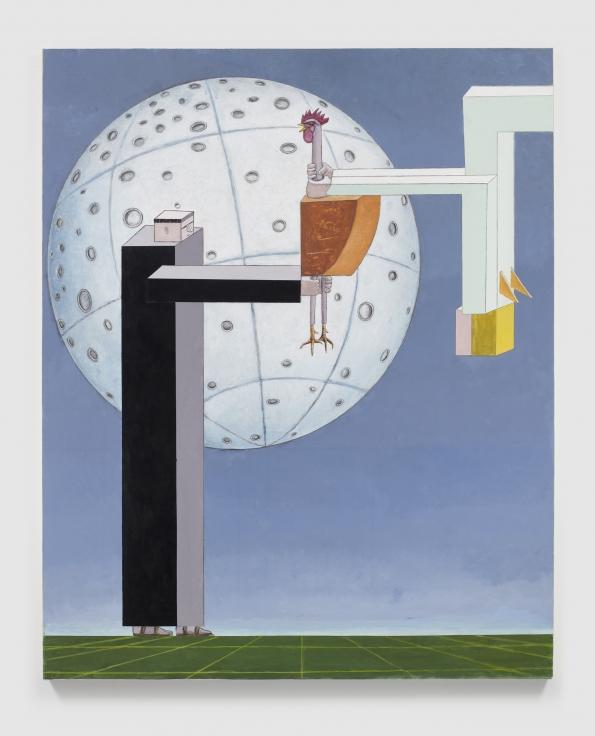 MERNET LARSEN Deliverance (after El Lissitzky), 2020