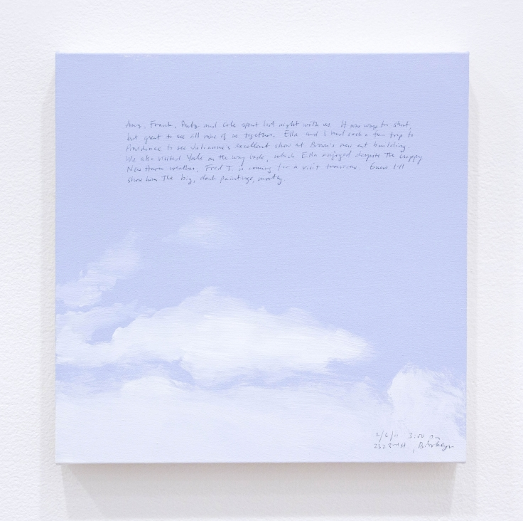 BYRON KIM Sunday Painting 2/6/11,2011