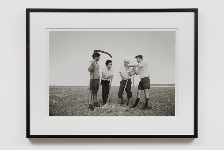 YAEL BARTANA 21. The Missing Negatives of the Sonnenfeld Collection, 2008